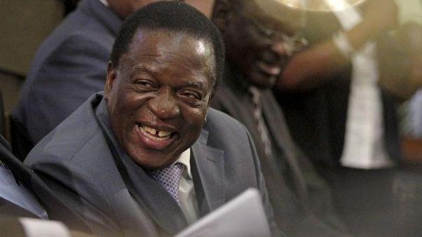 الإعلام الرسمي: منانجاجوا يؤدي اليمين رئيسا لزيمبابوي يوم الجمعة