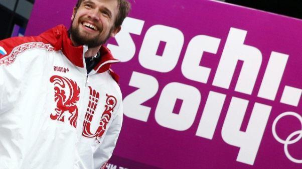 Nello skeleton: Tretiakov oro e Nikitina bronzo perdono medaglie