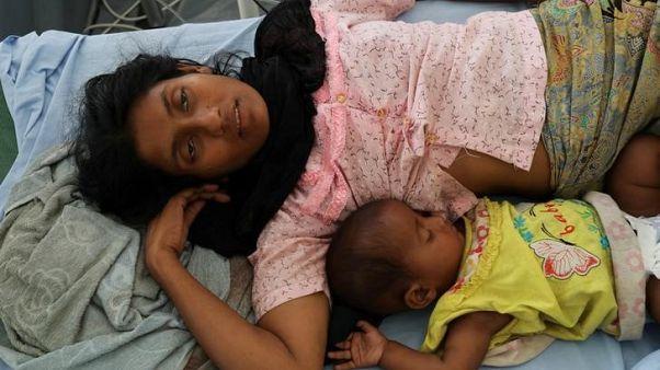 أمريكا تأمل أن يؤدي الضغط على ميانمار لسماحها بعودة لاجئي الروهينجا