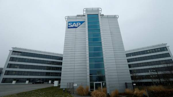 Exclusive - SAP says top Gulf executives out; source says Iran compliance at issue