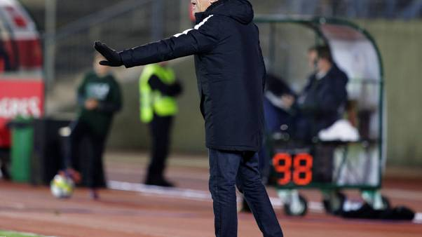 Saudi Arabia sack coach Bauza after five games in charge - reports