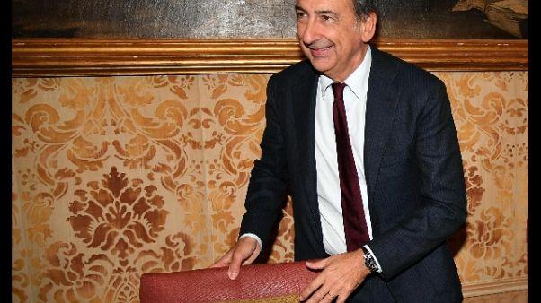 Sindaco Milano 'se ne potrebbe discutere con Torino'