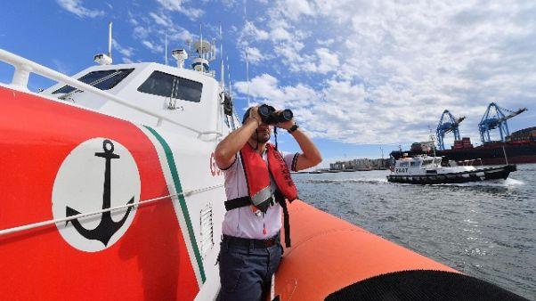 In 11 operazioni diverse coordinate da centrale Guardia Costiera