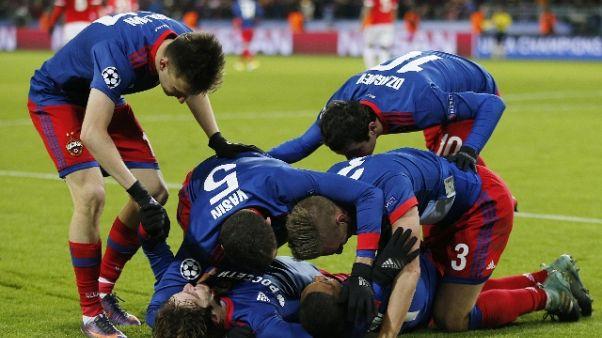 Russi al secondo posto del girone A