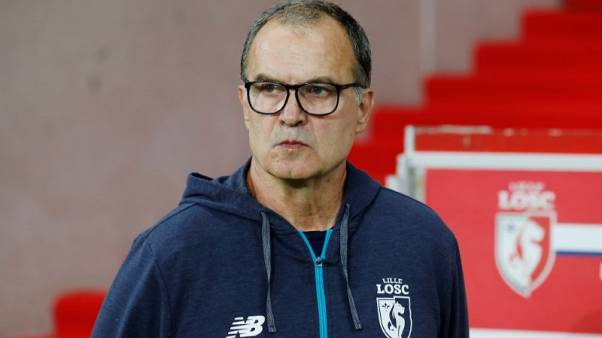 Lille coach Bielsa provisionally suspended by club - statement