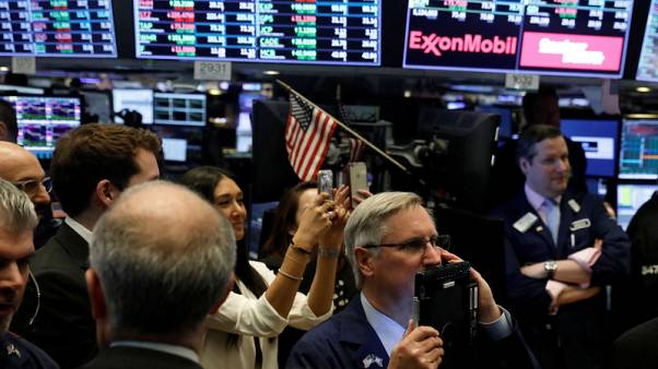 الأسهم الأمريكية تغلق على مكاسب مع انحسار مخاوف التجارة
