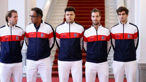 France drop Benneteau and Mahut for Davis Cup final