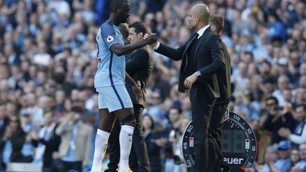 Secondary role at Man City not frustrating, says Toure