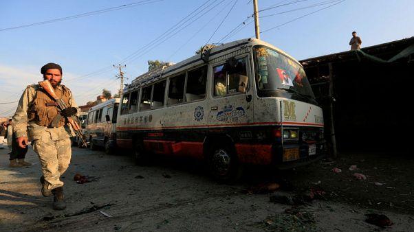 مسؤول أفغاني: الدولة الإسلامية تقطع رؤوس 15 من مقاتليها