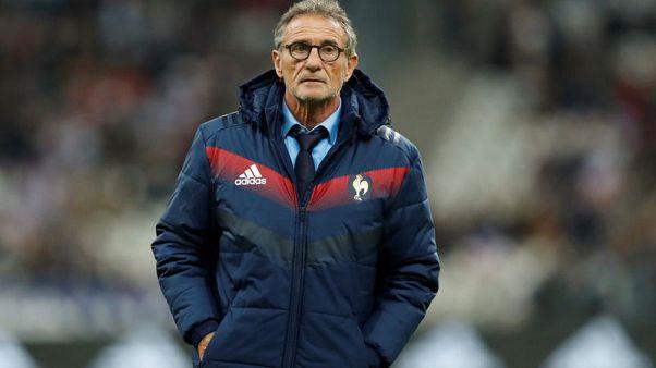 Rugby Union - Autumn Internationals  - France vs South Africa - Stade de France, Saint-Denis, France - November 18, 2017   France coach Guy Noves   REUTERS/Gonzalo Fuentes
