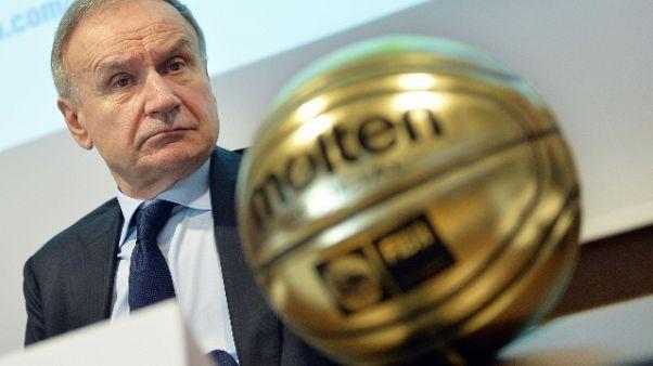 N.1 Fip e polemica date Eurolega 'finestra nazionali legittima'