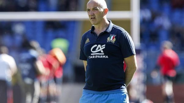 Rugby: O'Shea, ora serve concretezza