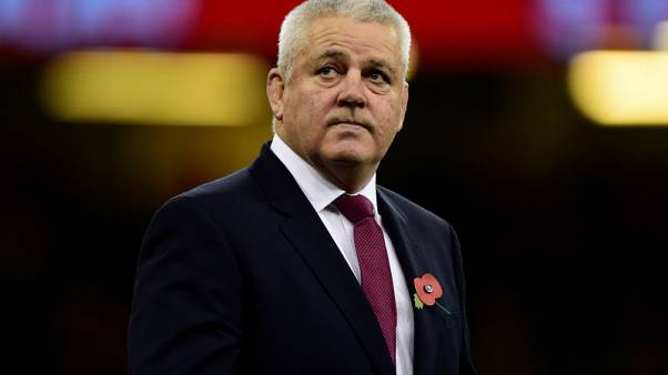 Rugby - Gatland says Wales have no fear ahead of New Zealand clash