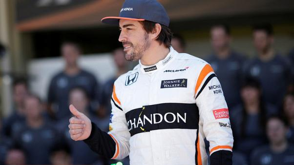 Motor racing - Alonso launches his own eSport team
