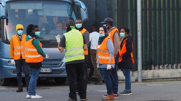 Migranti: no 'irriducibili' a mediazione