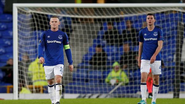 Everton's misery compounded by home humiliation