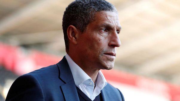 Brighton can cause Man United upset, says Hughton