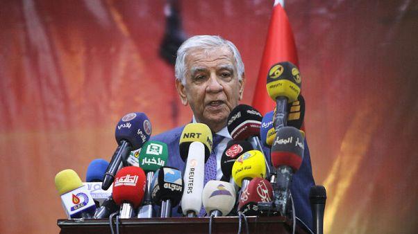 وزير النفط العراقي: اتفاق نفط كركوك مع ايران لمدة سنة واحدة ويمكن تجديده