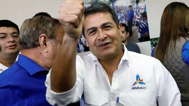 رئيس هندوراس يعلن فوزه في انتخابات الرئاسة