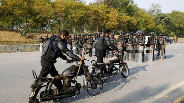 حركة إسلامية باكستانية توقف احتجاجات في العاصمة بعد اتفاق مع الحكومة