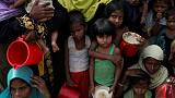 مصادر: مجلس الأمم المتحدة لحقوق الإنسان يعقد جلسة بشأن الروهينجا
