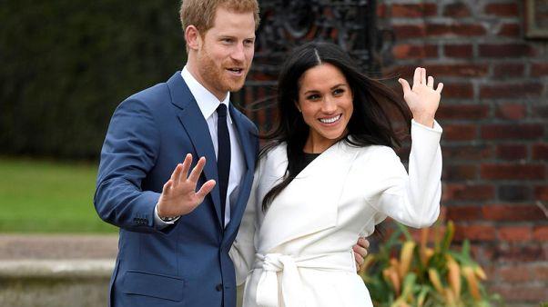 الأمير البريطاني هاري يخطب الممثلة الأمريكية ميجان ماركل