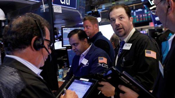 الأسهم الأمريكية تفتح على انخفاض مع ارتفاع عوائد السندات