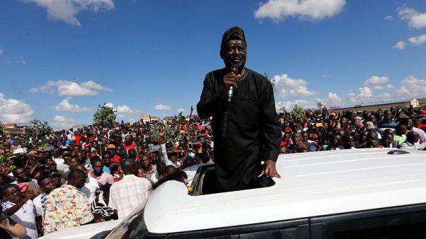 زعيم المعارضة الكيني: سأؤدي اليمين رئيسا للبلاد في 12 ديسمبر