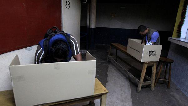 انتخابات غير حاسمة في هندوراس وتوقع فوز نجم تلفزيوني بالرئاسة