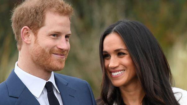 زفاف الأمير هاري وميجان ماركل في وندسور في مايو