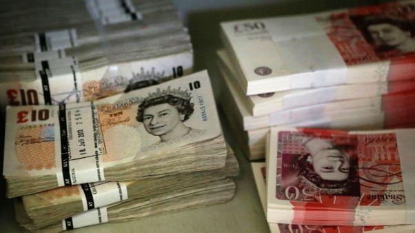 الاسترليني يقفز بعد تقرير صحفي بشأن فاتورة خروج بريطانيا من الاتحاد الأوروبي