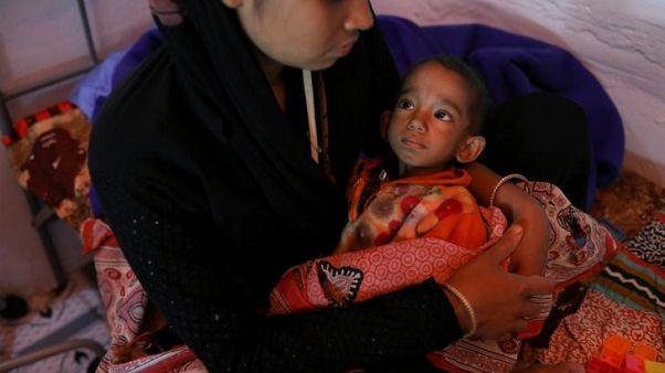 الصحة العالمية تخشى تفشي مرض الدفتيريا القاتل بين اللاجئين الروهينجا