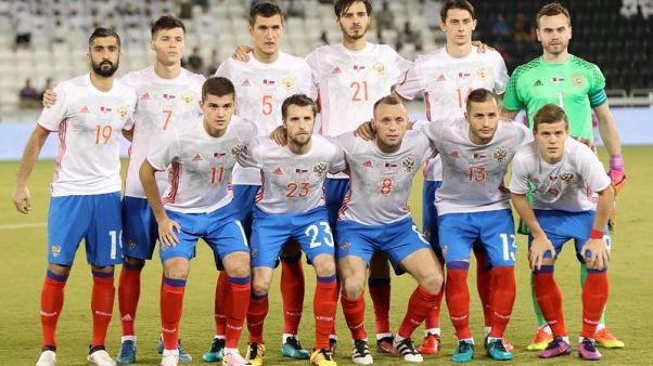 روسيا الأقل تصنيفا تبحث عن مفاجأة على أرضها في كأس العالم