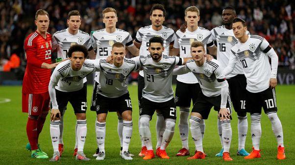 المانيا مفعمة بالثقة قبل رحلة الدفاع عن لقب كأس العالم