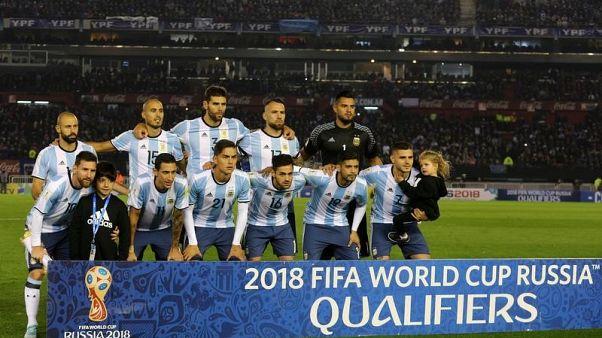 الأرجنتين ترغب في وضع حد للغياب عن الألقاب رغم المعاناة في التسجيل