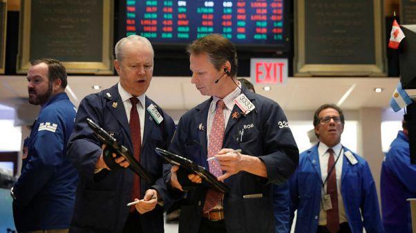 الأسهم الأمريكية تتخلى عن مكاسبها مع صعود عوائد السندات