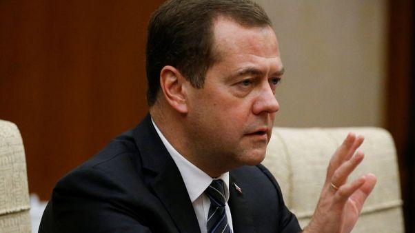 ميدفيديف: إدعاءات تعاطي العقاقير جزء من حملة تستهدف روسيا