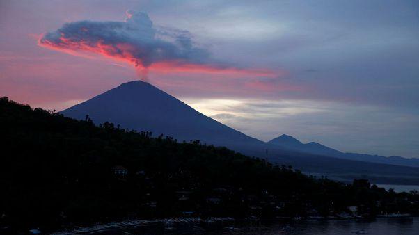 بركان بالي قد يفتح الباب أمام العلماء لتقليل ارتفاع حرارة الأرض