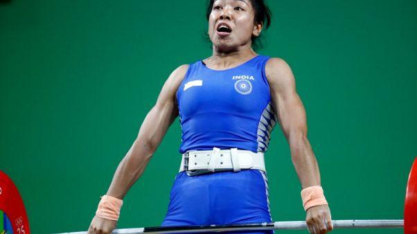 الرباعة ميراباي تحقق أول ذهبية للهند في بطولة العالم منذ 22 عاما