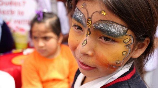 اليونيسيف منزعجة من عدوى الإيدز بين الأطفال