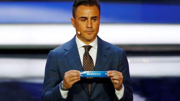 المغرب مع اسبانيا والبرتغال وإيران في مجموعة صعبة بكأس العالم