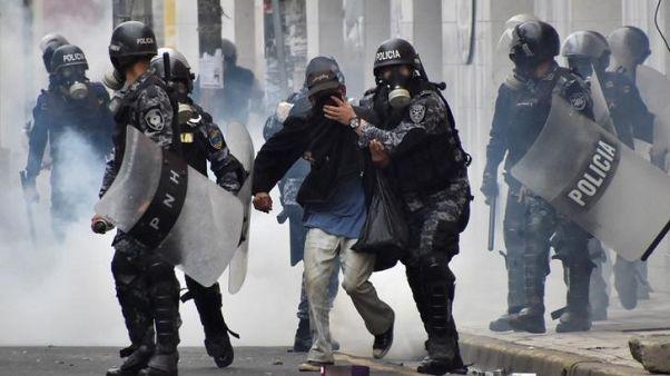 جيش هندوراس يفرض حظر تجول بعد عنف بسبب تأخر فرز الأصوات