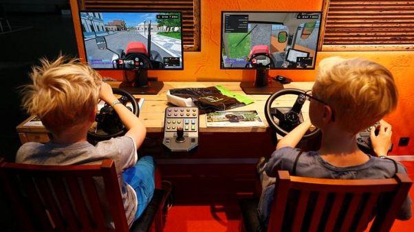 تجربة استخدام ألعاب فيديو في علاج أطفال يعانون من فرط الحركة