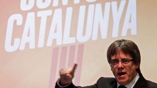 إسبانيا تسحب أمر اعتقال دوليا ضد زعيم قطالونيا السابق