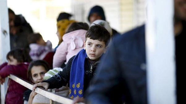 تركيا تطلب من منظمة التجارة العالمية مساعدة اللاجئين السوريين