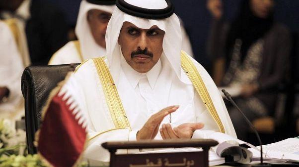محافظ المركزي القطري يقول الاحتياطيات تكفي لدعم الريال
