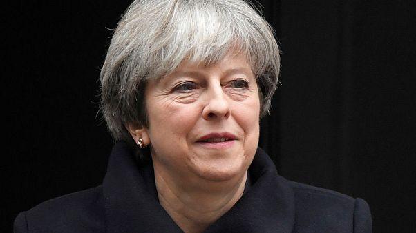 مثول رجل أمام محكمة بريطانية بتهمة التخطيط لاغتيال رئيسة الوزراء