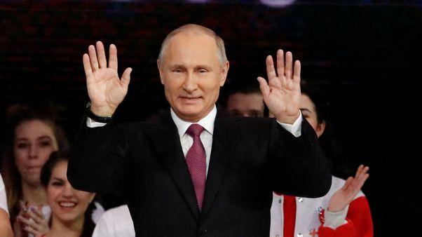 بوتين: لن نمنع الرياضيين الروس من المشاركة كمستقلين في بيونجتشانج