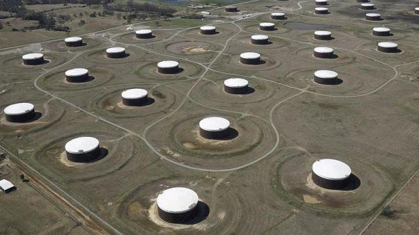 إدارة المعلومات: تراجع مخزونات النفط والبنزين الأمريكية الأسبوع الماضي