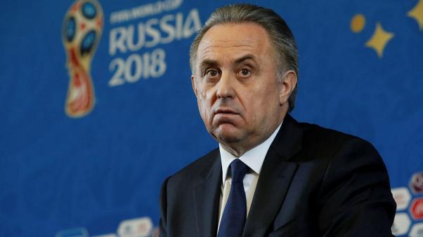 Russia's Mutko says ready to resign 'at any moment' over Olympic ban